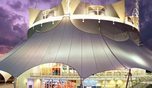 """""""La Nouba"""" de Cirque du Soleil tem último ano de apresentações em Disney Springs"""