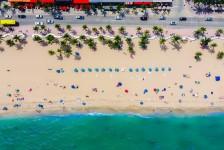 Ft. Lauderdale registra mais de 1 milhão de pernoites de estrangeiros em 2017; Brasil lidera