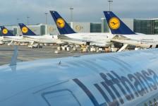 Lufthansa registra prejuízo de € 1,26 bilhão no terceiro trimestre