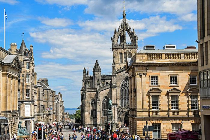 Edimburgo - Escócia