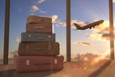 Preços de voos domésticos caem até 20% em agosto