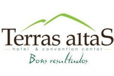 Faturamento do Terras Altas Resort & Convention Center cresce 17% em 2019