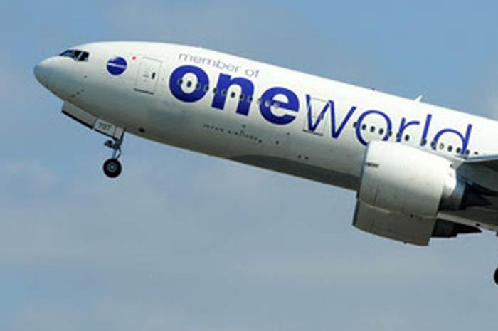 Oneworld anunciou novidades na celebração de 20 anos