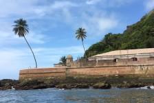 Morro de São Paulo tem Fortaleza em fase final de restauração