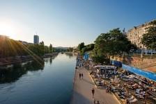 Habitantes de Viena apontam Turismo como benéfico para a cidade