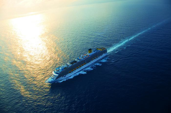 A Costa disponibiliza ainda pacotes air&sea com tarifas aéreas promocionais e traslados que facilitam o deslocamento do hóspede do navio Costa Luminosa aos aeroportos europeus (Foto: Divulgação)