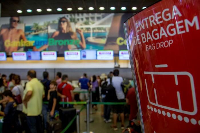 O aeroporto terá 3 voos extras para sexta (14/04), 2 voos para sábado (15/04), 6 para domingo (16/04) e 6 para segunda (17/04) (Foto: Daniel Zukko/Divulgação)