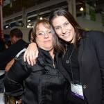Angelica Molina e Livia Rolim, da Setur-CE