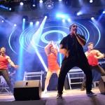 Ao som de Forró, banda animou grande público