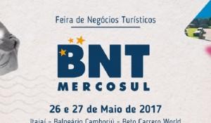Santur terá comida e apresentações para promover municípios durante a BNT