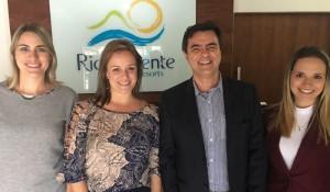 Rio Quente tem novo time de marketing e vendas
