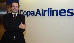 Emerson Sanglard assume como gerente-geral Brasil da Copa Airlines