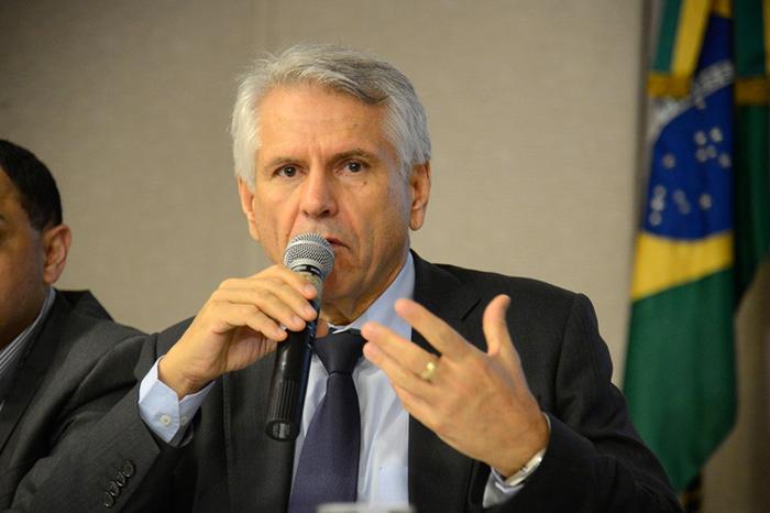 Fernando Claret, presidente da Infraero destaca as medidas