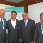 Herculano Passos, Luigi Rotunno, Dilson Jatahy e Manoel Linhares