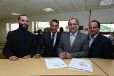 SPCVB e município de Quadra assinam termo de intenções