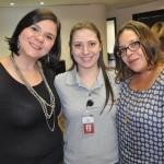 Isabella Antikaci, da Bella Goss, Soraya Romano, da Ancoradouro, e Célia Macedo, consultora de viagens