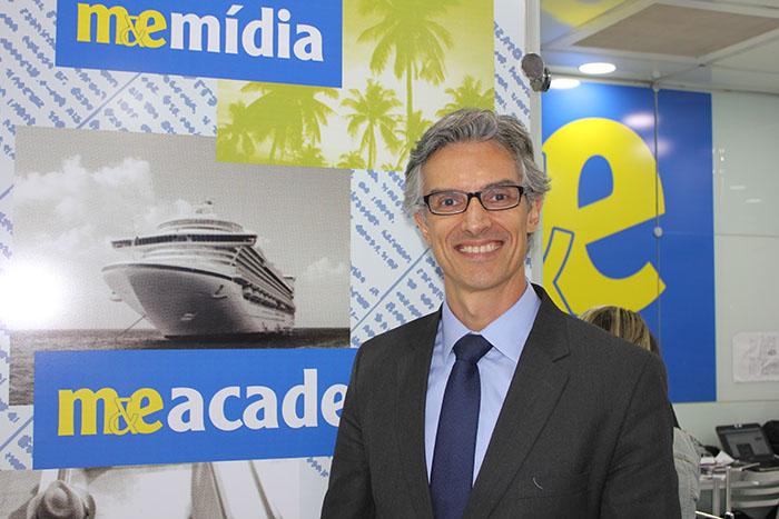 Marco Ferraz, presidente da Clia Abremar