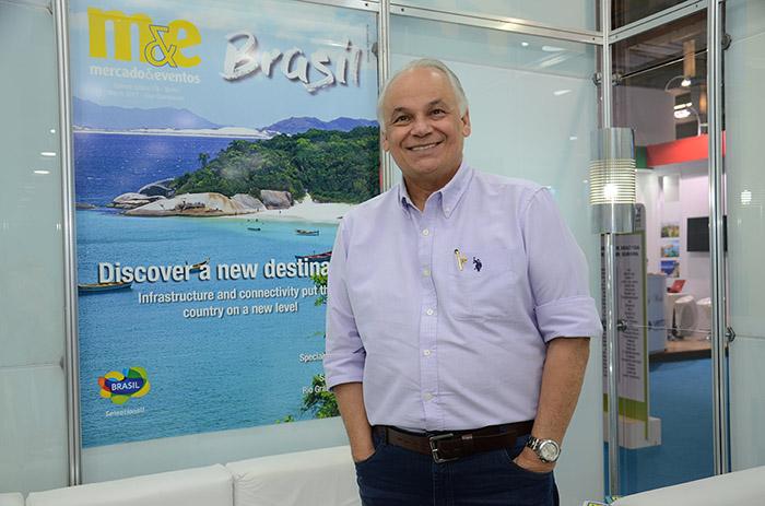 Orlando Giglio, do Iberostar