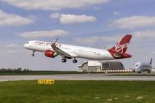 Airbus entrega o 1° A321neo da história a Virgin America