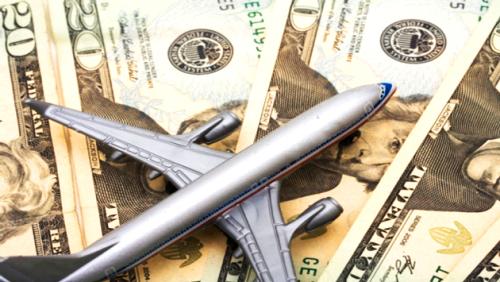 aircraft money