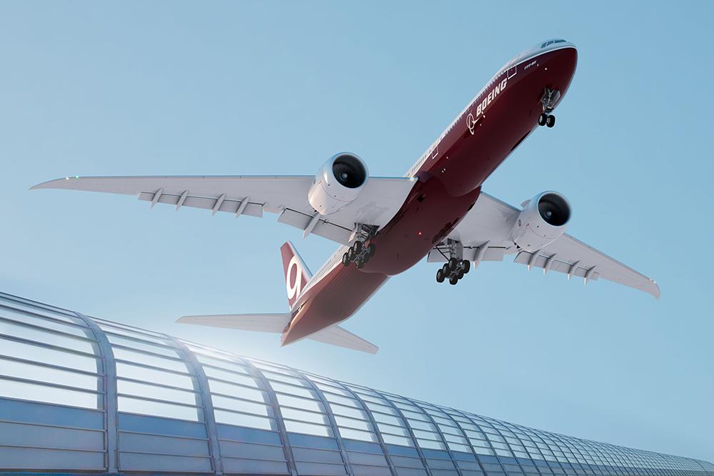 777-9X Images K66137-