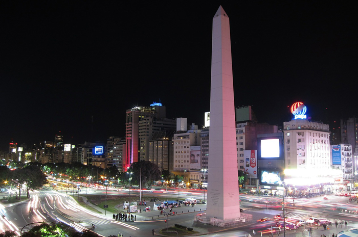 Buenos Aires registrou o maior número de pernoites em março, com 35,8%