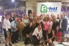 E-HTL reúne agentes de viagens em jantar de negócios