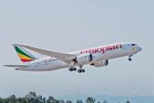 Ethiopian retoma operações na Argentina