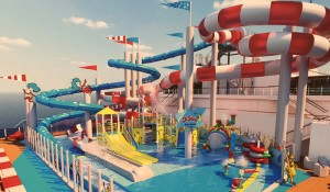 Carnival Cruise abrirá parques aquáticos Dr. Seuss em cruzeiros