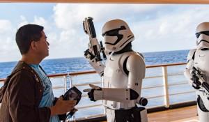 Temporada de cruzeiros Star Wars Disney termina e é renovada para 2018