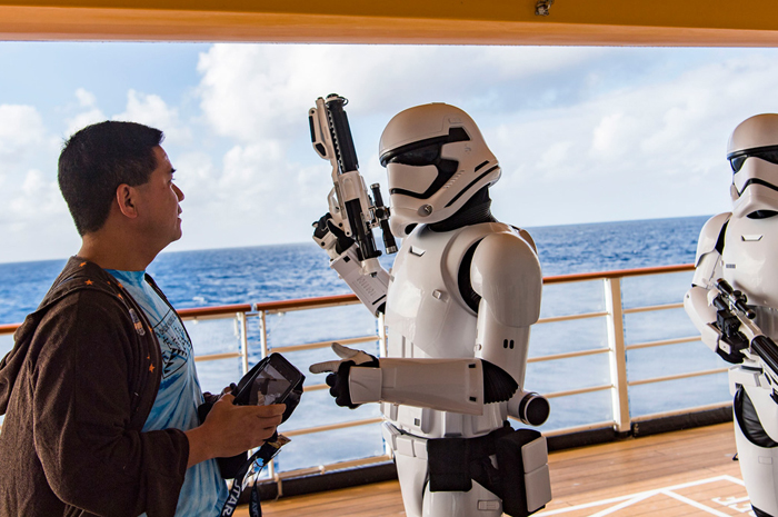 Disney confirma retorno de Star Wars Day at Sea em 2020