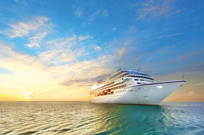 Sirena da Ocean Cruises