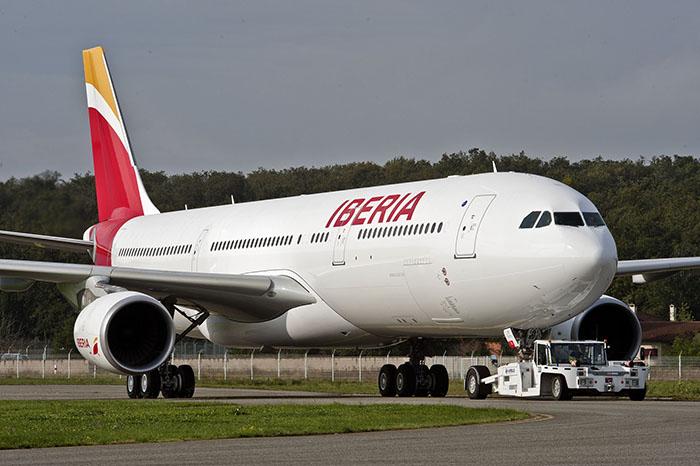 A Iberia amplia a sua oferta de destinos com o code share