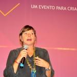 A jornalista Salette Lemos
