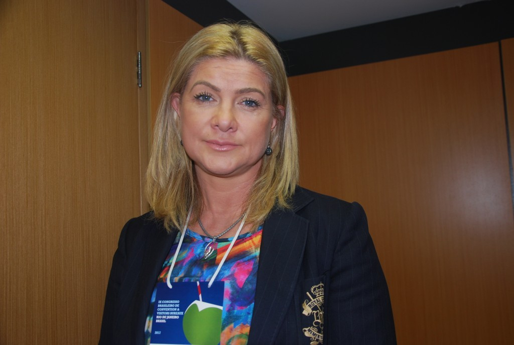 Ana Claudia Bittencourt, presidente da Abeoc