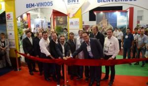 Veja fotos do primeiro dia da BNT Mercosul