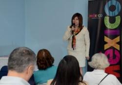Capacitação do México com o M&E Academia atinge mais 200 agentes; fotos