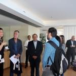 Evento reuniu jornalistas e diretores do grupo