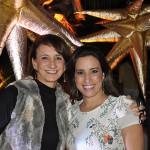 Doli Miglorini e Cristina Correia, gerentes do Costão do RJ e SP