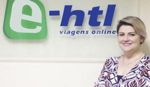 E-HTL tem nova gerente de Operações; conheça