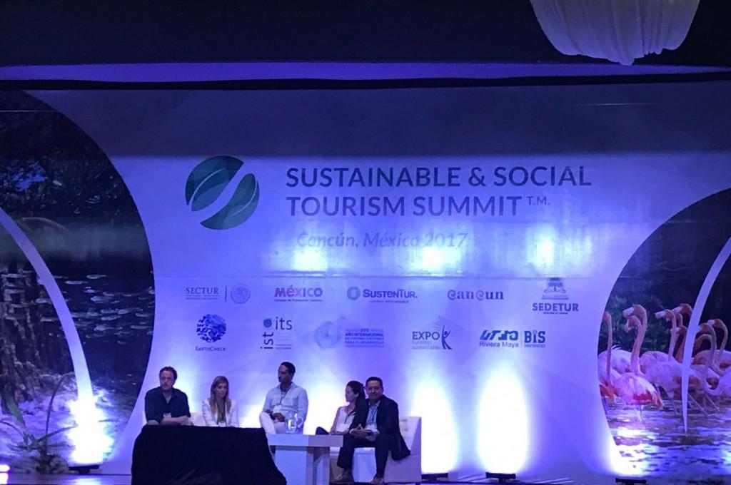 O futuro do viajante ético na convenção Social and Sustainable Tourism Summit 2017
