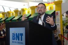 """""""Nosso propósito é realizar negócios"""", diz Geninho Góes ao abrir BNT Mercosul"""