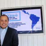 José Juan Gonzalez, vice presidente de Operações para América do Sul