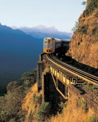 Serra Verde Express tem prejuízo de R$ 1,5 milhão com ferrovia fechada