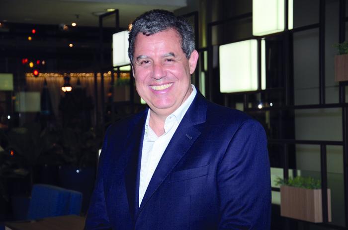Luiz Eduardo Falco, presidente da CVC (Foto: Eric Ribeiro)