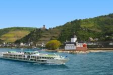 Novo navio da CroisiEurope estreia em junho com promoções; saiba mais