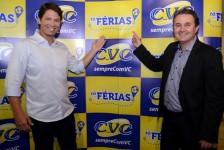 CVC aposta em programa de TV como principal ação de 45 anos
