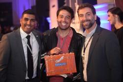 Curaçao lança nova campanha em parceria com Samsung