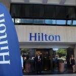O Hotel já ostenta a marca Hilton
