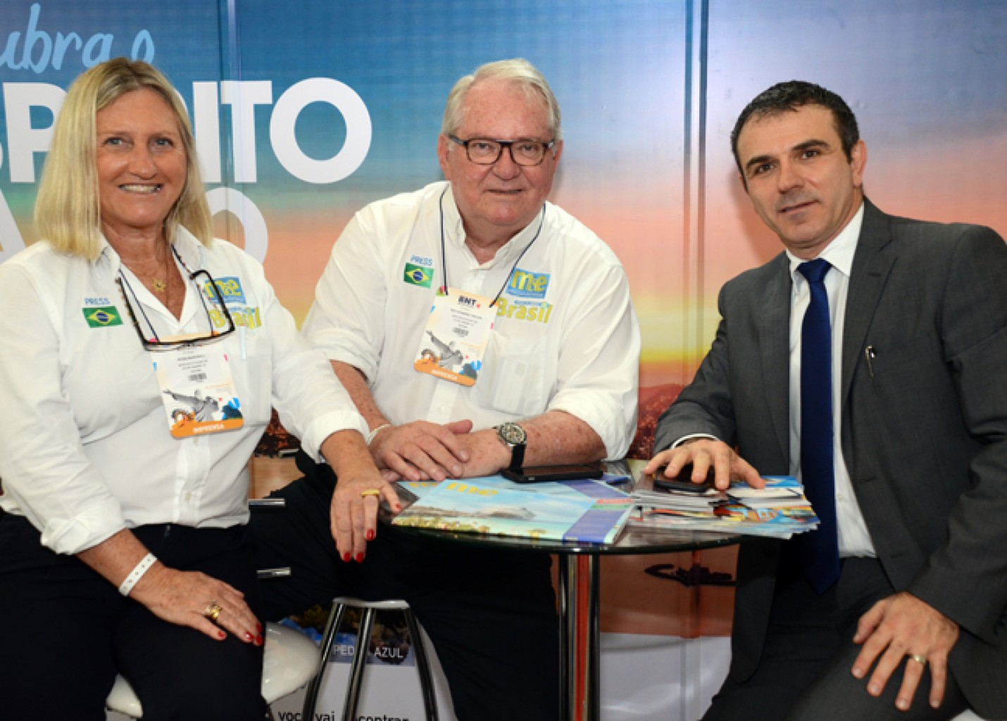 Veja MAIS fotos da 23ª BNT Mercosul